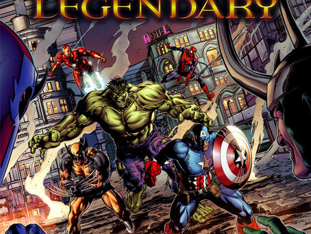 Game Review - Legendary: A Marvel Deck Building Game