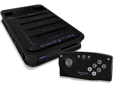 Video Game System Review - Hyperkin's Retron 5