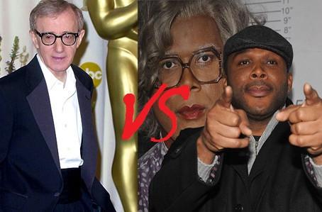 Opinion: Mortal Kombat - Woody Allen VS Tyler Perry...FIGHT!