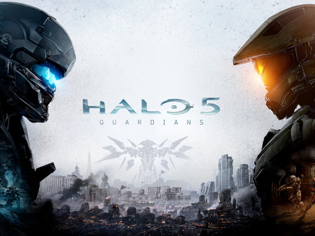 Video Game Review - Halo 5: Guardians