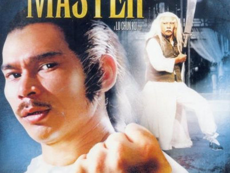 Kung Fu Concussion Discussion - The Master