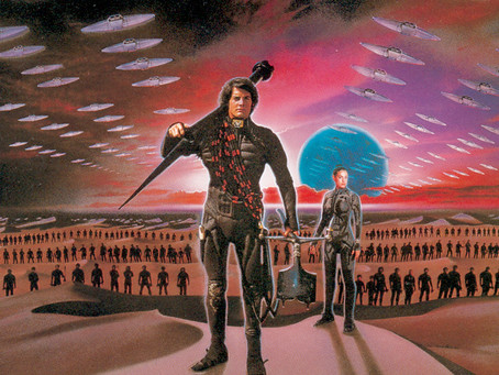 Movie Review - Dune (1984)
