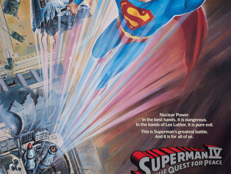 Because I Hate Myself - Superman IV: The Quest for Peace