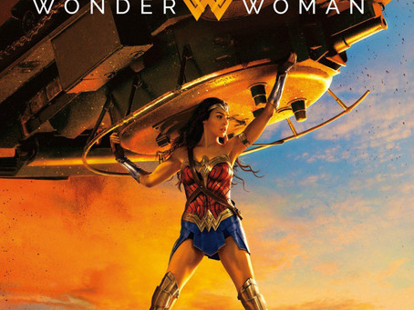 Movie Review - Wonder Woman