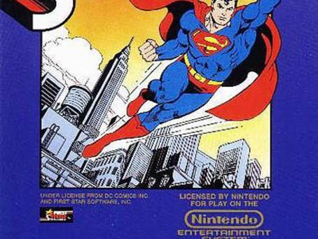 Retro Game Review - Superman (NES)