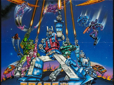 Toon Review - Transformers: The Movie