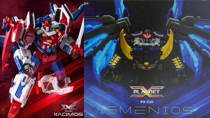 Third-Party-Palooza - Heroes Edition: Planet X's Kadmos and Ismenios