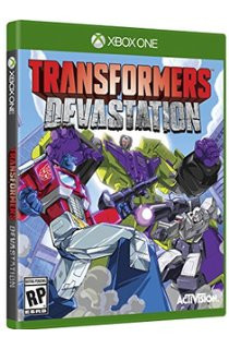 Video Game Review - Transformers: Devastation