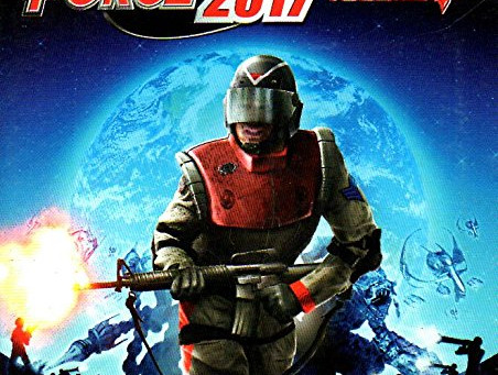 Free Pizza Video Game Review - Earth Defense Force 2017