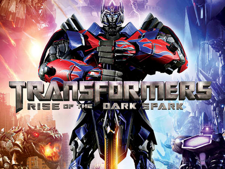 Video Game Review - Transformers: Rise of the Dark Spark