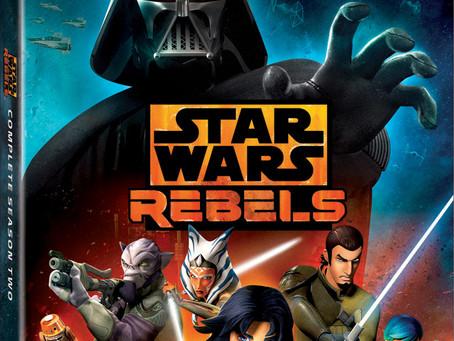Binge 'N' Purge - Star Wars Rebels Season 2
