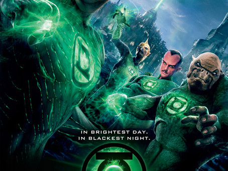 In Defense Of - Green Lantern