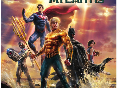 'Toon Review - Justice League: Throne of Atlantis