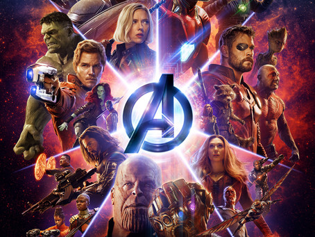 Movie Review - Avengers: Infinity War