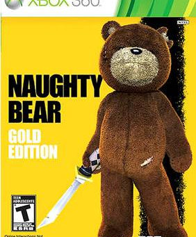 Free Pizza Video Game Review - Naughty Bear [XBox 360]