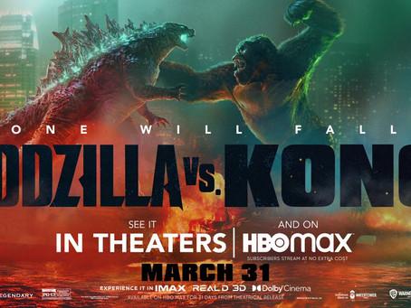 Movie Review - Godzilla Vs Kong