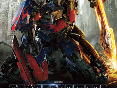 Movie Review - Transformers: Dark of the Moon
