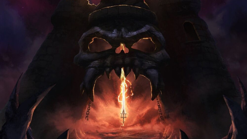 Binge 'n' Purge: Masters of the Universe Revelation
