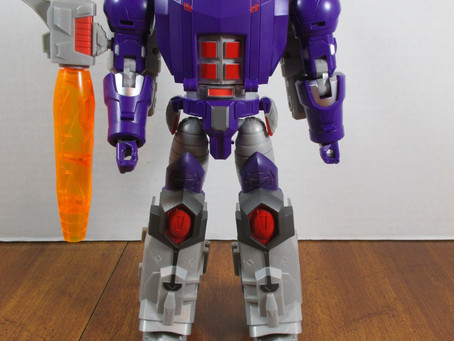 Toy Review: Transformers Third-Party - Open And Play's Big Cannon
