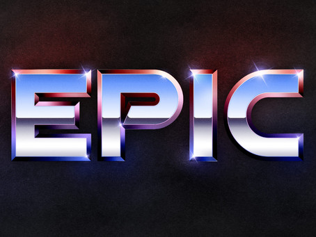 Opinion - The Death of Epic Films and the Need for Their Resurrection