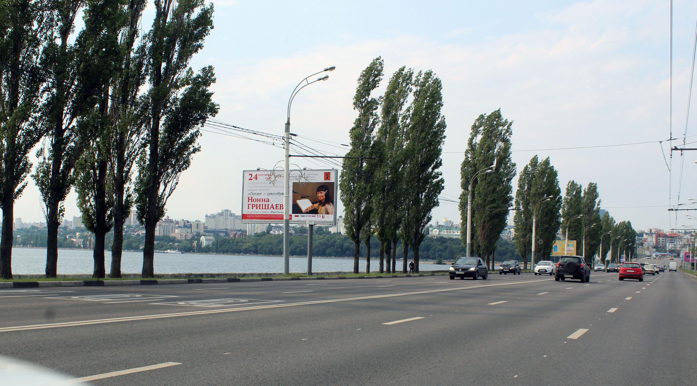 Дамба Чернавского моста -4.