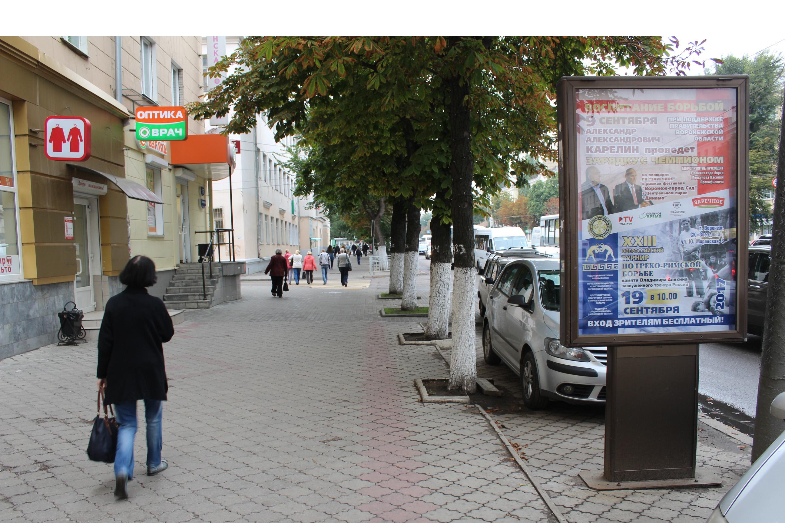 411Б ул Плехановская - маг Дет Мороз