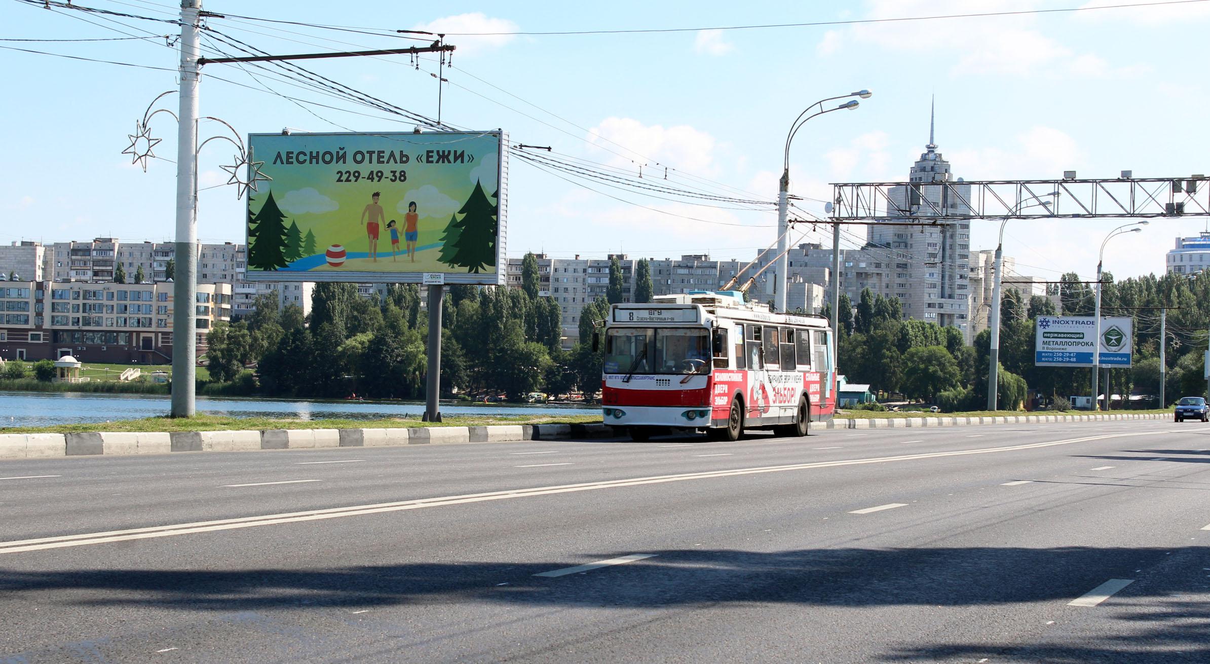 303 Дамба Чернавского моста -3.