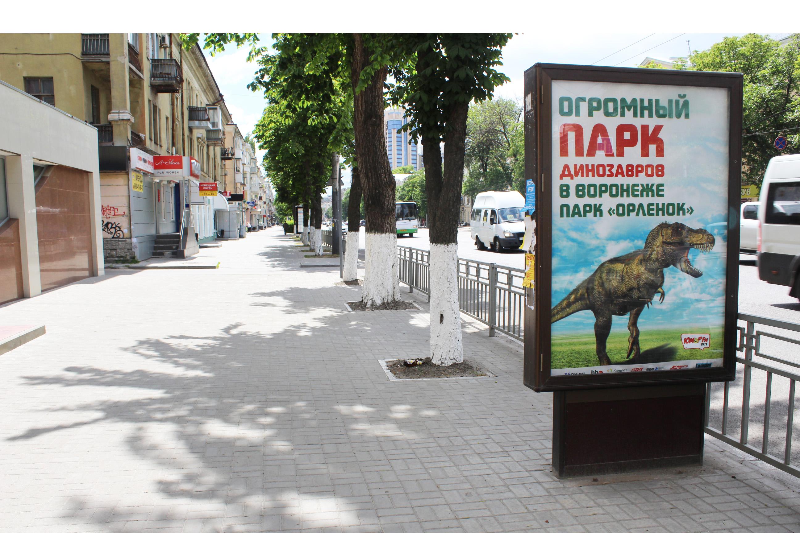 406В ул.Плехановская-маг.Мебель (2)