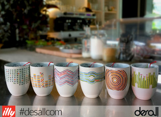 illy City Mug - desall blog