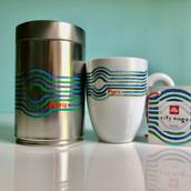Paris - illy City Mug & Coffee Can