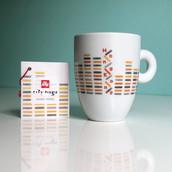 Hong Kong - illy City Mug