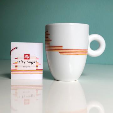Beijing - illy City Mug