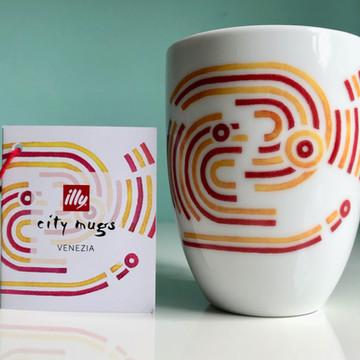 Venezia - illy City Mug