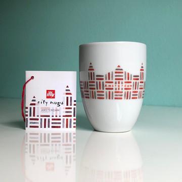 Amusterdam - illy City Mug