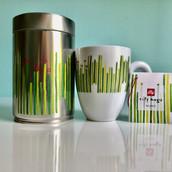Milan - illy City Mug & Coffee Can
