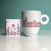 Amsterdam - illy City Mug