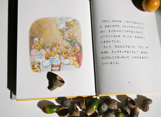 Beatrix Potter and Acorns