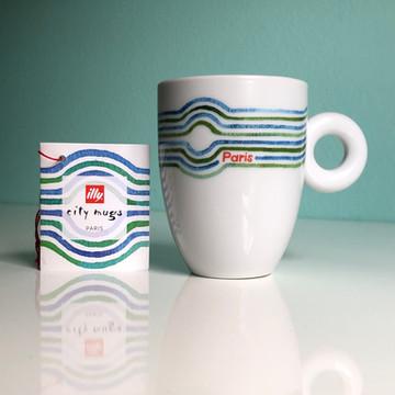 Paris - illy City Mug