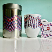San Francisco - illy City Mug & Coffee Can