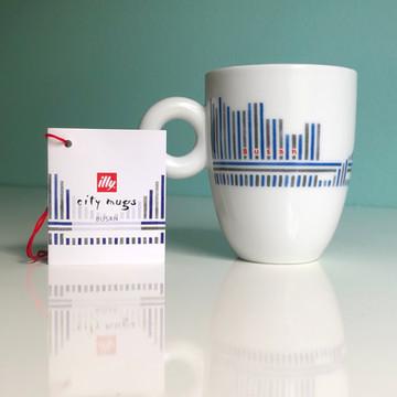 Busan - illy City Mug