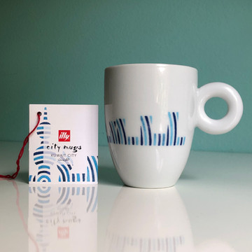 Kuwait City - illy City Mug
