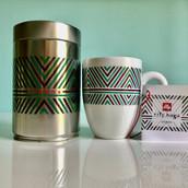 Viena - illy City Mug & Coffee Can