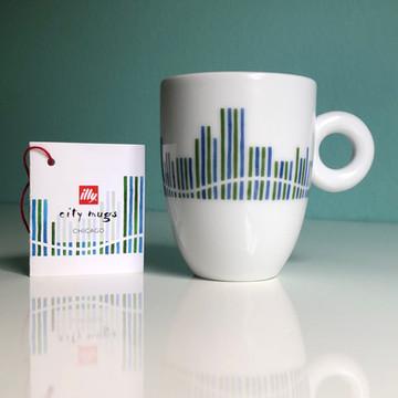 Chicago - illy City Mug
