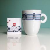 Angers - illy City Mug