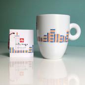 Dusseldorf - illy City Mug