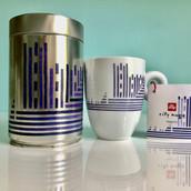 Trieste - illy City Mug & Coffee Can