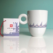 Trieste - illy City Mug