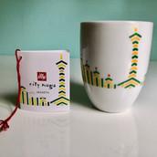 Jakarta - illy City Mug