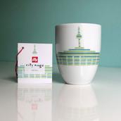 Seoul - illy City Mug