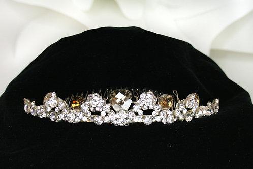 Crystal Mini-Tiara